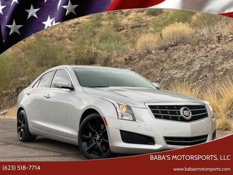 2014 Cadillac ATS for sale at Baba's Motorsports, LLC in Phoenix AZ
