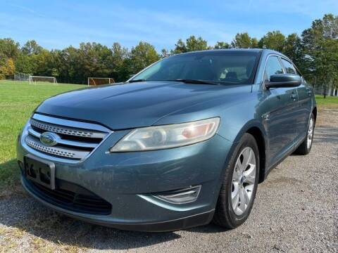 2010 Ford Taurus for sale at GOOD USED CARS INC in Ravenna OH