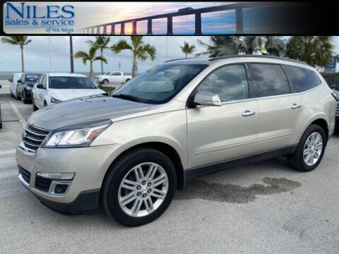 2015 Chevrolet Traverse for sale at Niles Sales and Service in Key West FL