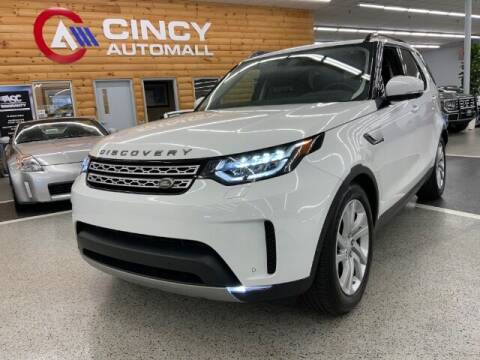 2017 Land Rover Discovery for sale at Dixie Motors in Fairfield OH