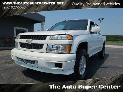 2009 Chevrolet Colorado for sale at The Auto Super Center in Centre AL