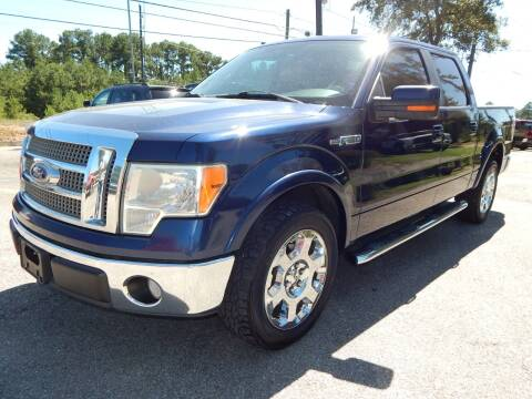 2010 Ford F-150 for sale at Medford Motors Inc. in Magnolia TX