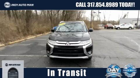 2016 Mitsubishi Outlander for sale at INDY AUTO MAN in Indianapolis IN