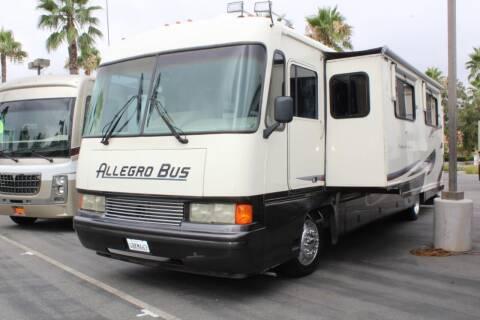 1995 Allergo 39 Bus for sale at Rancho Santa Margarita RV in Rancho Santa Margarita CA