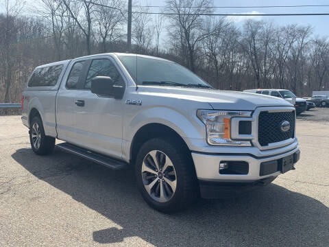 2019 Ford F-150 for sale at George Strus Motors Inc. in Newfoundland NJ