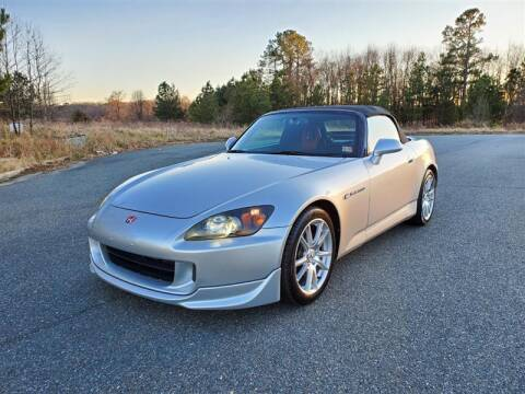 2005 Honda S2000 for sale at Apex Autos Inc. in Fredericksburg VA
