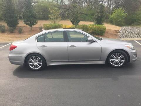 2012 Hyundai Genesis for sale at Ron's Auto Sales (DBA Paul's Trading Station) in Mount Juliet TN