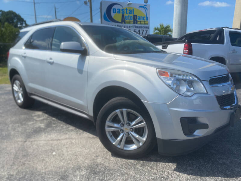 2012 Chevrolet Equinox for sale at Coastal Auto Ranch, Inc. in Port Saint Lucie FL