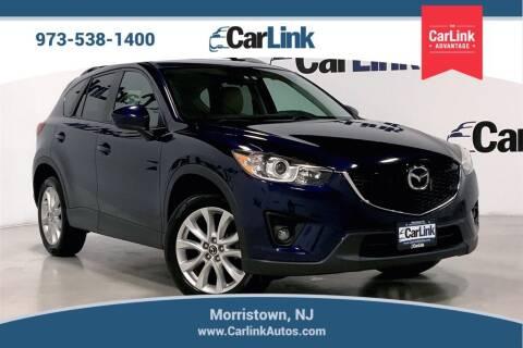 2014 Mazda CX-5 for sale at CarLink in Morristown NJ