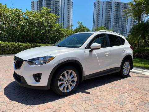 2014 Mazda CX-5 for sale at HD CARS INC in Hollywood FL