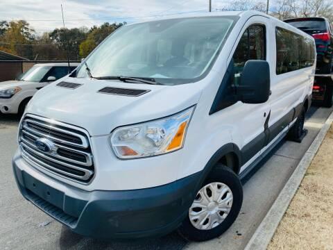 2015 Ford Transit Passenger for sale at Cobb Luxury Cars in Marietta GA