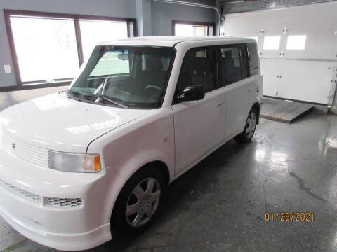 2006 Scion xB for sale at Settle Auto Sales TAYLOR ST. in Fort Wayne IN