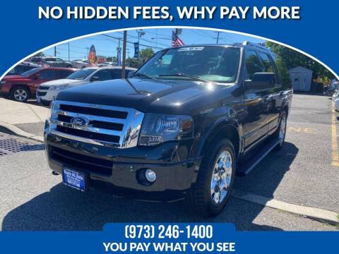 2014 Ford Expedition for sale at Route 46 Auto Sales Inc in Lodi NJ