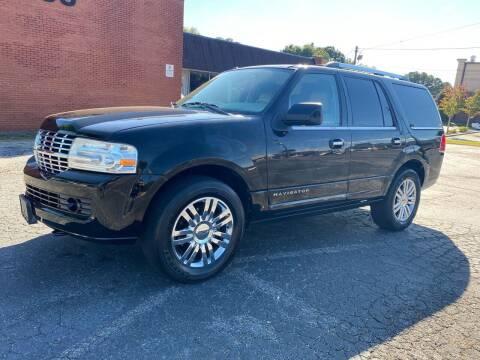 2008 Lincoln Navigator for sale at GTO United Auto Sales LLC in Lawrenceville GA
