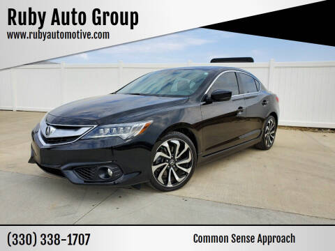 2016 Acura ILX for sale at Ruby Auto Group in Hudson OH