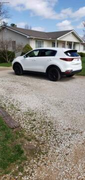 2020 Kia Sportage for sale at GOOD NEWS AUTO SALES in Fargo ND