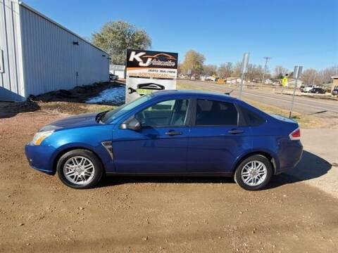2008 Ford Focus for sale at KJ Automotive in Worthing SD