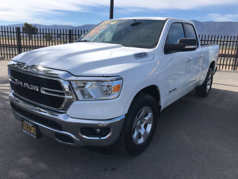 2019 RAM Ram Pickup 1500 for sale at Soledad Auto Sales in Soledad CA