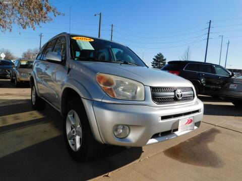 2004 Toyota RAV4 for sale at AP Auto Brokers in Longmont CO