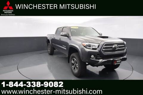 2016 Toyota Tacoma for sale at Winchester Mitsubishi in Winchester VA
