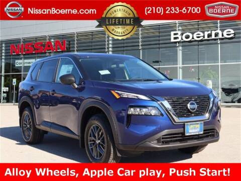 2021 Nissan Rogue for sale at Nissan of Boerne in Boerne TX