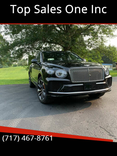2021 Bentley Bentayga for sale in Dover, PA