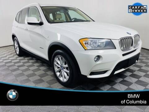 2014 BMW X3 for sale at Preowned of Columbia in Columbia MO