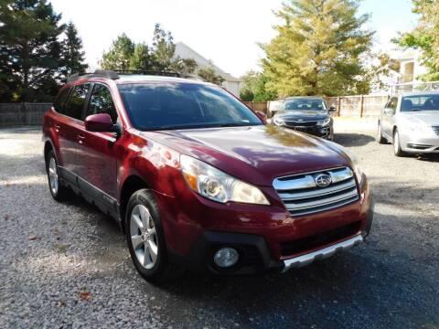 2013 Subaru Outback for sale at Prize Auto in Alexandria VA