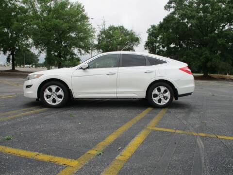 2012 Honda Crosstour for sale at A & P Automotive in Montgomery AL