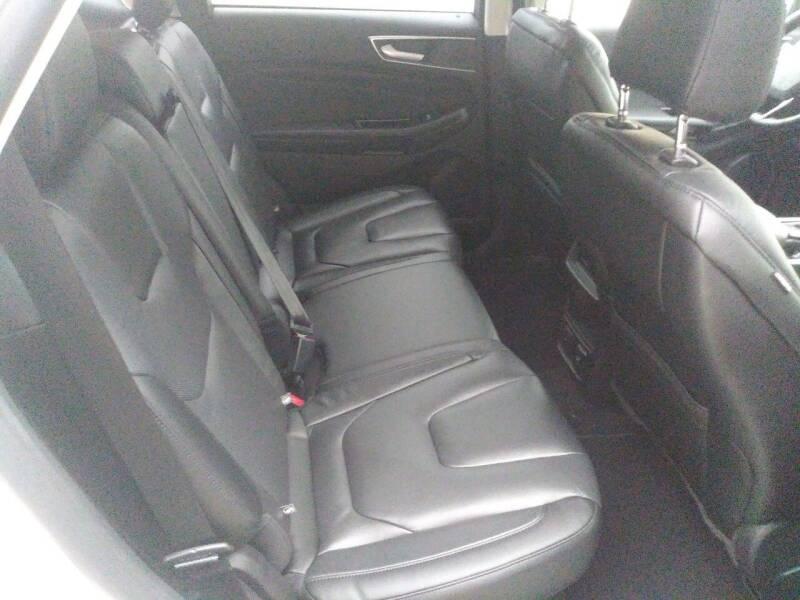 2020 Ford Edge AWD Titanium 4dr Crossover - Chariton IA