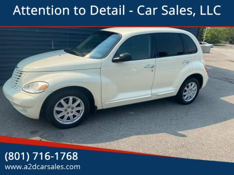 2004 Chrysler PT Cruiser for sale at Attention to Detail - Car Sales, LLC in Ogden UT