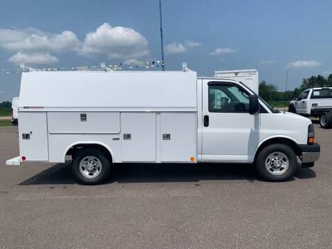 2017 Chevrolet Express Cutaway for sale at TJ's Auto in Wisconsin Rapids WI