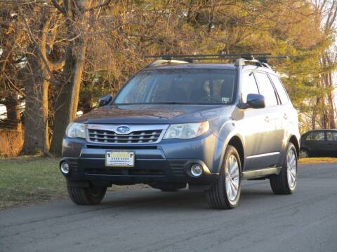 2011 Subaru Forester for sale at Loudoun Used Cars in Leesburg VA