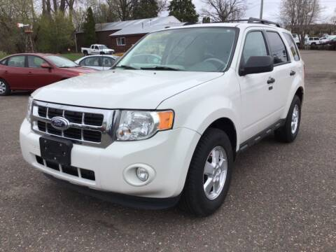2012 Ford Escape for sale at Sparkle Auto Sales in Maplewood MN
