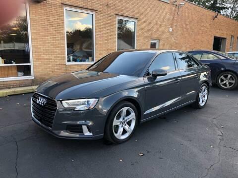 2017 Audi A3 for sale at Auto Sport INC in Grand Rapids MI