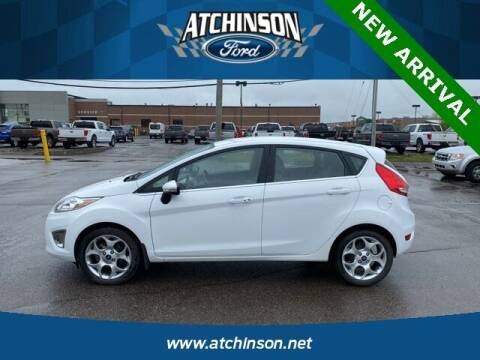 2011 Ford Fiesta for sale at Atchinson Ford Sales Inc in Belleville MI