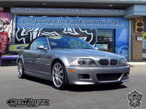 2003 BMW M3 for sale at Distinctive Car Toyz in Pleasantville NJ