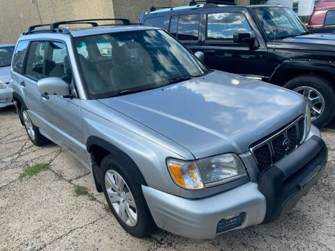 2002 Subaru Forester for sale at P&H Motors in Hatboro PA