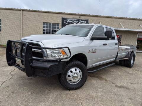 2018 RAM Ram Pickup 3500 for sale at Quality Auto of Collins in Collins MS