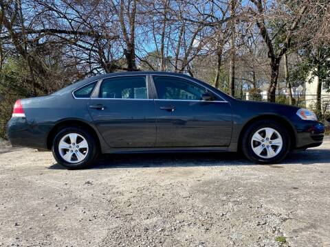 2012 Chevrolet Impala for sale at Square 1 Auto Sales - Commerce in Commerce GA