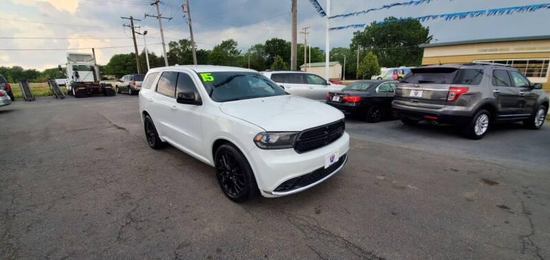 2015 Dodge Durango for sale in Hazel Crest, IL