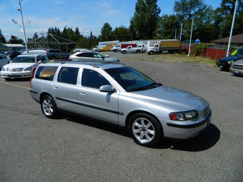 2003 Volvo V70 for sale at J & R Motorsports in Lynnwood WA