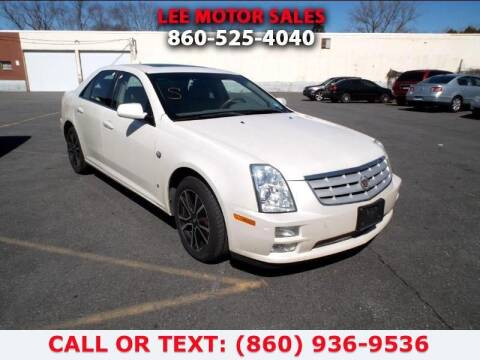 2006 Cadillac STS for sale at Lee Motor Sales Inc. in Hartford CT