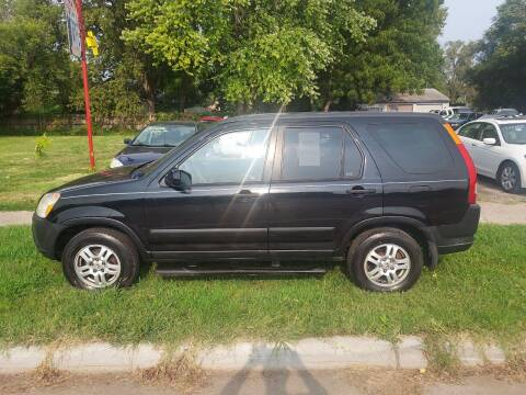2003 Honda CR-V for sale at D & D Auto Sales in Topeka KS