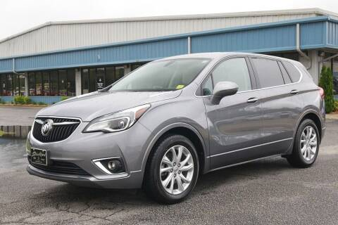 2019 Buick Envision for sale at STRICKLAND AUTO GROUP INC in Ahoskie NC