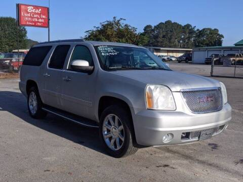 2011 GMC Yukon XL for sale at Best Used Cars Inc in Mount Olive NC