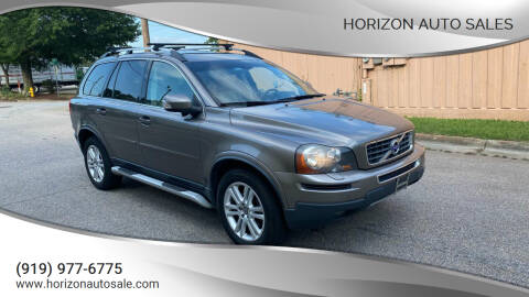 2011 Volvo XC90 for sale at Horizon Auto Sales in Raleigh NC