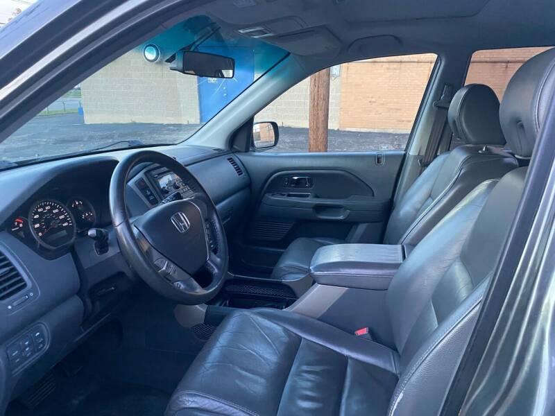 2007 Honda Pilot EX-L 4dr SUV 4WD - Cincinnati OH
