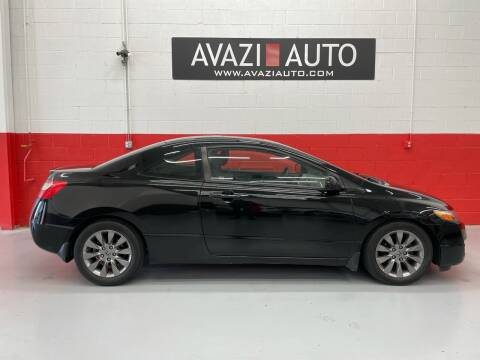 2009 Honda Civic for sale at AVAZI AUTO GROUP LLC in Gaithersburg MD