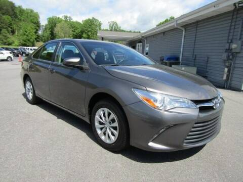 2017 Toyota Camry for sale at Specialty Car Company in North Wilkesboro NC